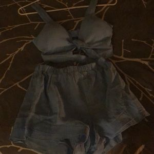 Women's two piece outfit